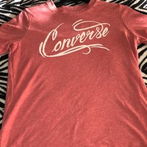 converse classic fit tee.